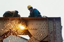 Демонтажные работы с металлическими конструкциями в Мысках