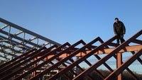 Сварочные работы с металлоконструкциями в Мысках