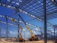 Услуги изготовления металлоконструкций в Мысках